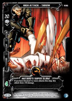 Sindel/'s Super Scream #110 Rare Epic Battles TCG Mortal Kombat